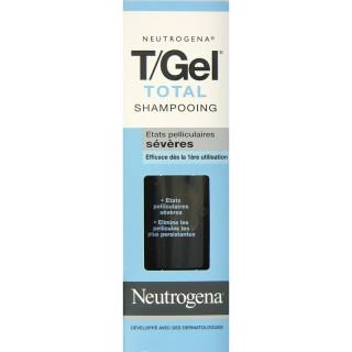 Neutrogena T/Gel Total Shampoing états pelliculaires sévères - 125ml