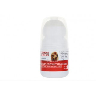 Clément thékan fortifiant coussinets plantaires roll-on 70 ml