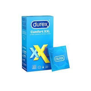 Durex comfort XXL - x10