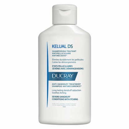 Ducray Kélual DS shampoing traitant - 100ml
