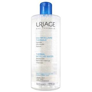 Uriage Eau micellaire thermale peau normale à sèche - 500ml