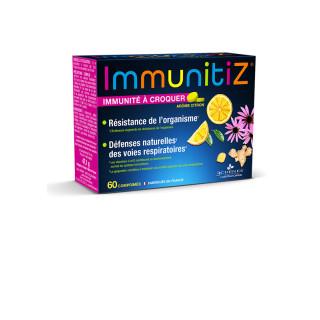 Les 3 Chênes Immunitiz - 60 comprimés
