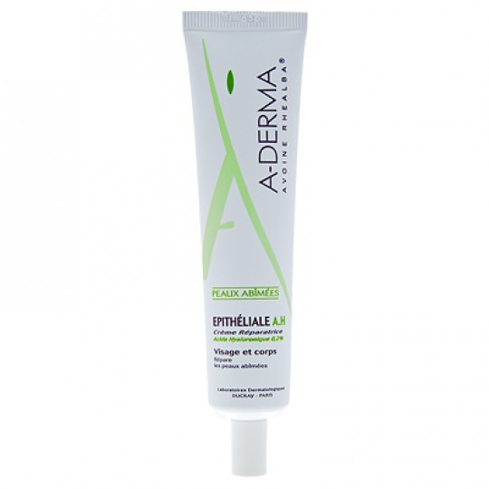 Aderma Epitheliale AH Creme Réparatrice Tube 40ml
