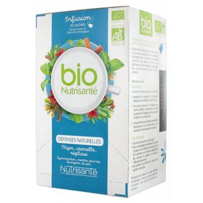 Organic Immunitary Defenses Herbal Tea Box 20