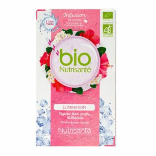Tisane bio Elimination bte 20 sachets