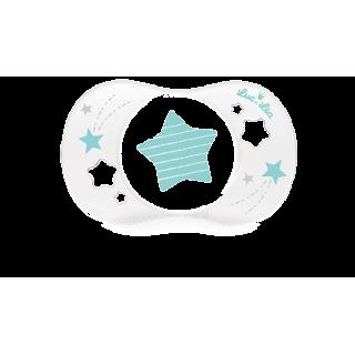 Luc et Léa sucette symétrique naissance étoile