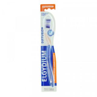 Elgydium diffusion brosse à dents souple