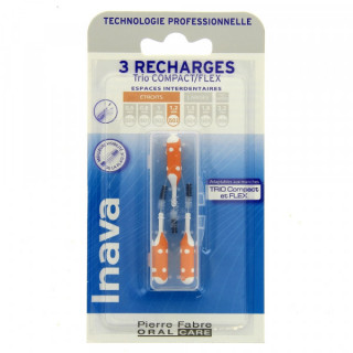 Inava 3 recharges trio compact flex 0.8mm