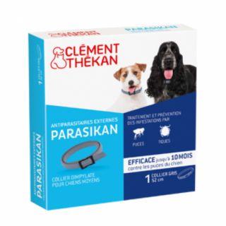 Clement thekan parasikan collier 50cm pour chien