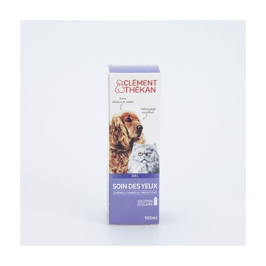 Clement Thekan Soins Yeux 100ml