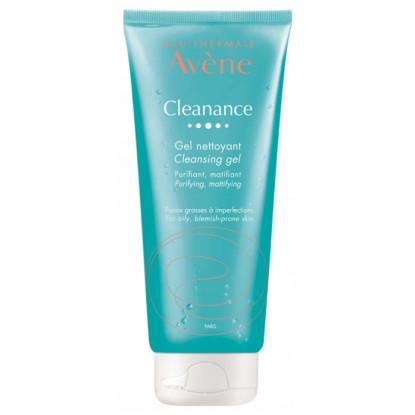 Avène Cleanance Gel nettoyant - 200ml
