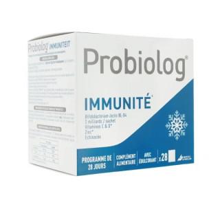 Mayoli Spindler Probiolog Immunité - 28 sachets