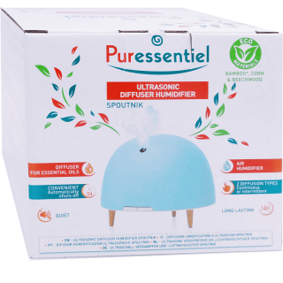 Puressentiel Diffuseur humidificateur ultrasonique Spoutnik