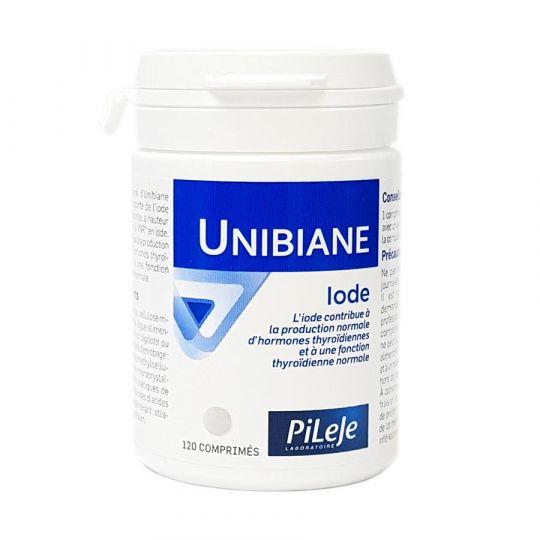 Pileje I Biane devient unibiane iode - 120 comprimés