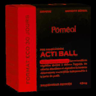 ClémaScience Poméol Acti Ball Pro Akkermansia - 180 gélules