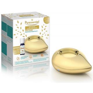 Puressentiel Coffret diffuseur à chaleur douce perle dorée