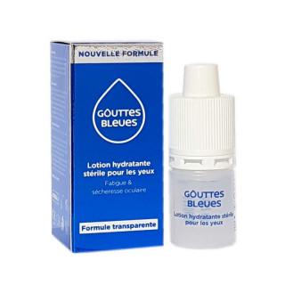 Omega Pharma Gouttes bleues - 10ml