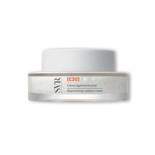 SVR C20 Biotic Crème régénérante éclat - 50ml