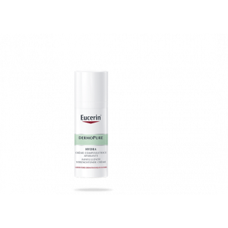 Eucerin Dermopure Crème compensatrice apaisante - 50ml