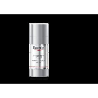 Eucerin Hyaluron-Filler Peeling & sérum nuit anti-âge - 30ml