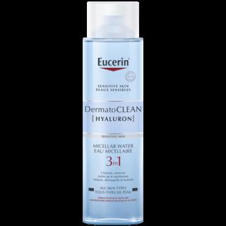 Eucerin DermatoClean [Hyaluron] Eau micellaire 3 en 1 - 400ml