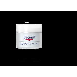 Eucerin Aquaporin Active Soin hydratant peaux sensibles et déshydratées - 50ml