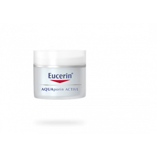 Eucerin Aquaporin Active Soin hydratant peaux sèches - 50ml