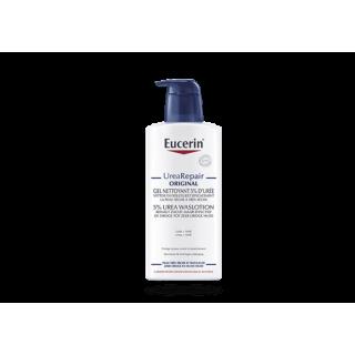 Eucerin UreaRepair Original Gel nettoyant 5% d'urée - 400ml