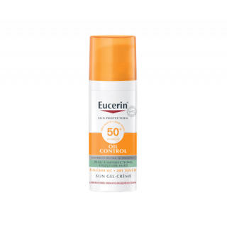 Eucerin Oil Control Gel-crème SPF50+ - 50ml