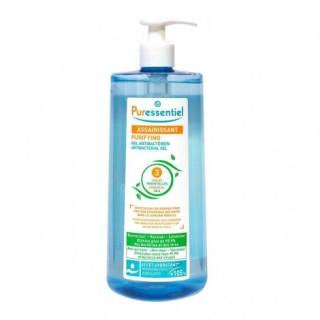 Puressentiel assainissant gel antibactérien 975 ml