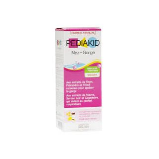 pediakid Nose & Throat Syrup 250ml
