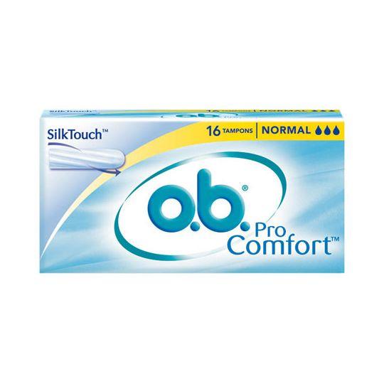 Ob Tampon Procomfort normal 16