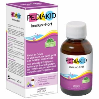 Pédiakid Immuno-fortifiant sirop 125 ml