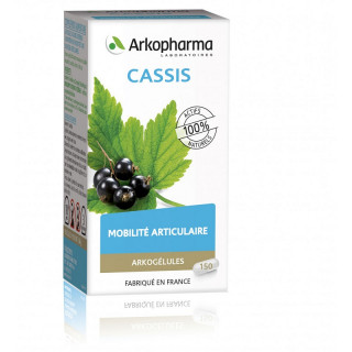 Arkogélules Cassis Bio - 150 gélules