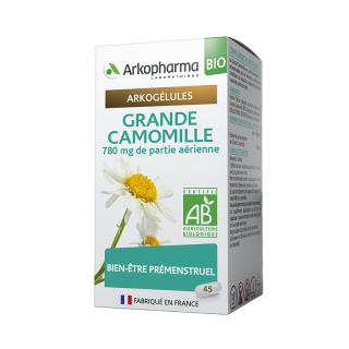 Arkogélules Grande Camomille Bio - 45 gélules