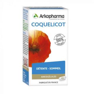 Arkogélules Coquelicot - 45 gélules