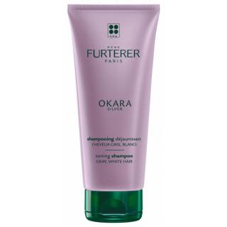 Furterer Okara Silver Shampoing déjaunissant - 200ml