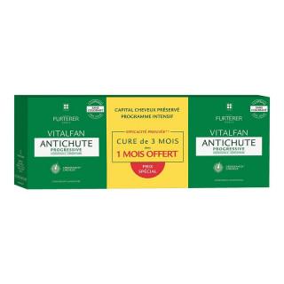 Furterer Vitalfan Antichute progressive - 3 x 30 capsules