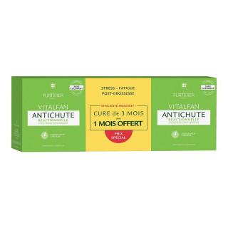 Furterer Vitalfan Antichute réactionnelle - 3 x 30 capsules