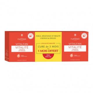 Furterer Vitalfan Vitalité - 3 x 30 capsules