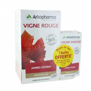 Arkogélules Vigne rouge Bio - 150 gélules + 45 Offertes