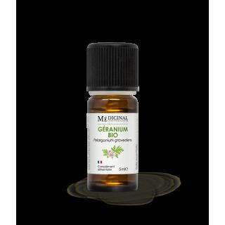 Médiprix Huile essentielle Géranium Bio - 10ml