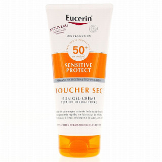 Eucerin Sun Sensitive Protect Gel-crème SPF 50+ - 200ml