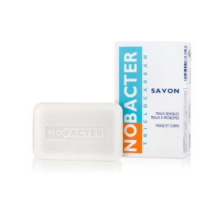Nobacter Savon pour peaux sensibles à problèmes - 100g