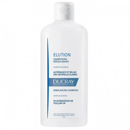 Ducray Elution Shampoing doux rééquilibrant - 200ml