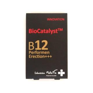 MelioVie BioCatalyst B12 Performance masculine - 15 gélules