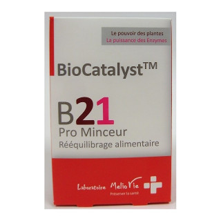 MelioVie BioCatalyst B21 Pro Minceur - 45 gélules