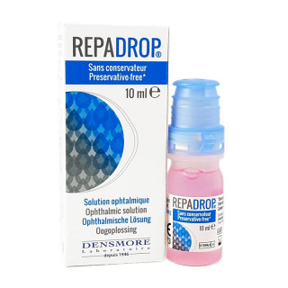 Densmore Repadrop solution ophtalmique - 10ml