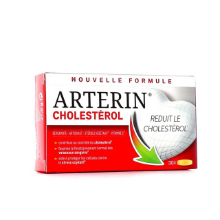 Arterin Cholestérol - 30 comprimés