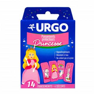 Urgo pansements protecteurs princesse x 14
